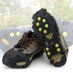 Ayakkabı Zinciri Karpatik Bot Ayakkabı Kar Buz Zinciri Ayakkabı Kayma Önleyici Ayakabı Altlığı KR001