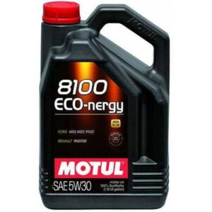 Motul 8100 Eco-Nergy 5W-30 4 litre