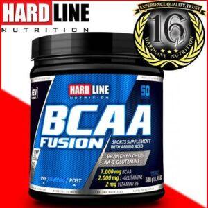 Hardline Bcaa Fusion 50 Servis 500 Gr NAR AROMALI 16 Yıllık Tecrübe, Güvenilir Hammadde, Hardlıne