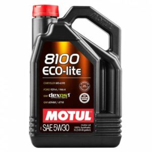 Motul 8100 Eco-lite 5W-30 5 litre