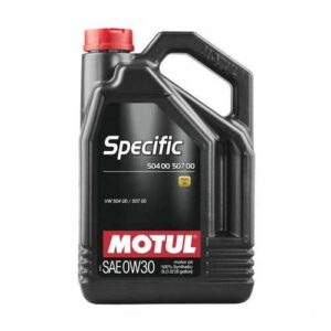Motul Specific 504 00 507 00 0W-30 5 litre