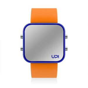 UPWATCH LED BLUE&ORANGE