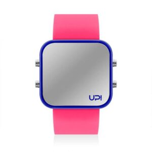 UPWATCH LED BLUE&NPINK