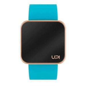 UPWATCH TOUCH SHINY ROSE&TURQUOISE