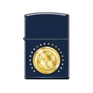Zippo Çakmak Futbol Topu Gold Coın 239-000980