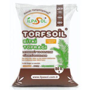 ilpasol Torfsoil Saksı Ve Çiçek Toprağı 80LT