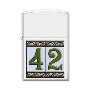 Zippo Çakmak Beyaz Konya 42 214-055271