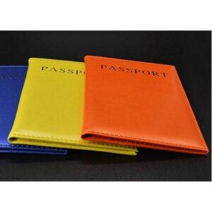 PASAPORT Kılıfı CÜZDANI Parlak renkler KARGO DAHİL 39,00 TL
