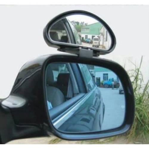 2 Adet Kör Nokta Ayna Seti Araba Araç Oto Kör Nokta Aynası Klipsli Geniş Açılı Kolay Montajlı KGQ987