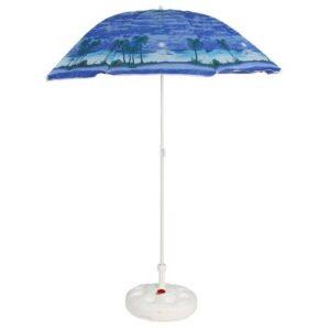172 cm Naylon Balkon Plaj Şemsiyesi Karışık Renk Gönderilir
