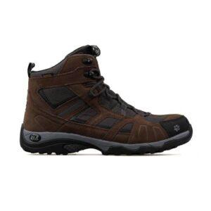 Jack Wolfskin Erkek Günlük Ayakkabı 4011361-5690 Vojo Hike Mid Texapore Men Kahverengi