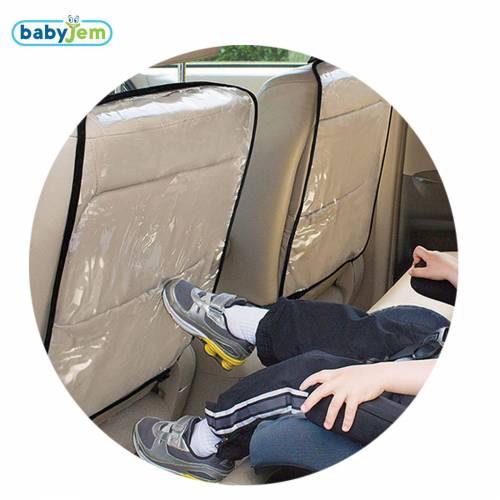 Araç Oto Araba Koltuk Arkası Koruyucu Kılıf 2 li Araç İçi Koltuk Kılıfı Minderi Koruma Örtüsü KD1