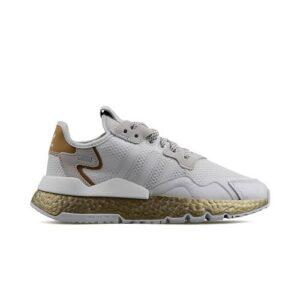 Adidas Nite Jogger W Beyaz Kadın Günlük Ayakkabı FV4138