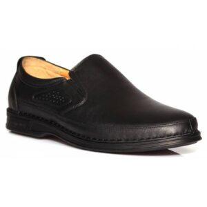 Detector İç Dış Hakiki Deri Ortopedik Klimalı Günlük Erkek Ayakkabı ÖZD320