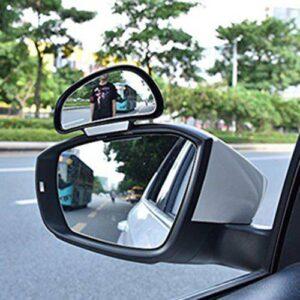 1 ADET  Araç Araba Dış Dikiz Ayna İlave Kör Nokta Aynası Kolay Görüş Güvenlik