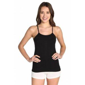 6lı paket Tutku %100 Pamuk İp Askılı Renkli Kadın Atlet