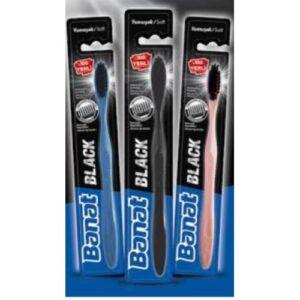 Banat Black Kömür Etkili Diş Fırçası