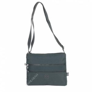 1185 Krinkıl Postacı Kadın Çantası Smart Bags Haki