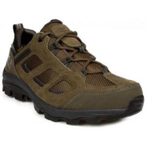 Jack Wolfskin 4042441 Vojo 3 Texapore Low M Haki Erkek Ayakkabı