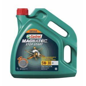 Castrol Magnatec Stop-Start 5W-30 A5 4 litre