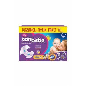Canbebe 3 Beden 68 Adet