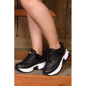 RoyJones Ayakkabı Modelleri Faylon Taban Kadın Sneakers RJ5