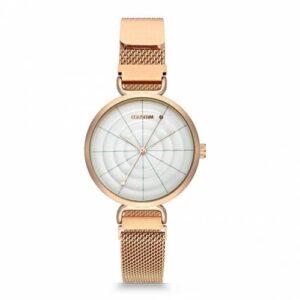 Coliseum Kadın Kol Saati Moda Trend Bayan Kol Saati Rose Gold Moda Şık Saat