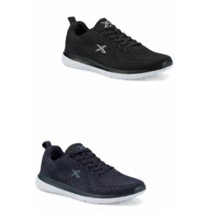 Kinetix Ethan Anorak Dokumalı Hafif Rahat Yumuşak Esnek Spor Ayakkabı