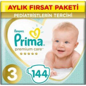 Prima Premium Care 3 Beden 144 Adet