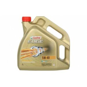 Castrol Edge 5W-40 4 litre