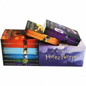 Harry Potter Seti (7 Kitap Takım) - J. K. Rowling - Yapı Kredi Yayınları