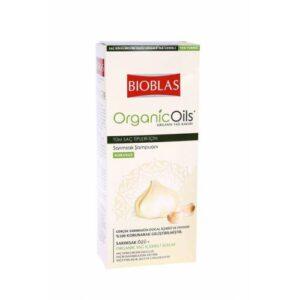 Bioblas Sarımsak Özlü Şampuan 360 ml