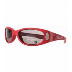 Chicco Unisex Güneş Gözlüğü 12 ay+ Kırmızı
