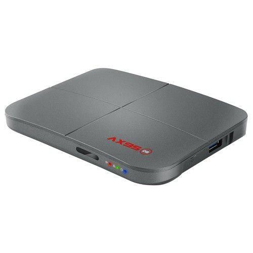 AX95 DB TV BOX akıllı tv kutusu Android 9.0 medya oynatıcı Amlogic S905X3-B 4 GB/ 64GB