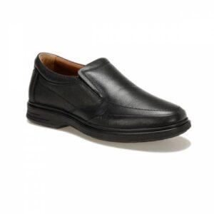 Polaris 5 Nokta 92.100441.M Siyah Erkek Ayakkabı