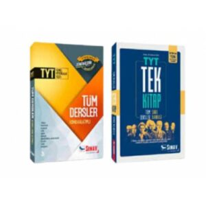 Sınav Yayınları TYT Tüm Dersler Konu Soru Kazandıran Set 2021