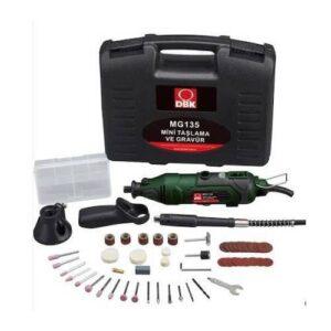 DBK MG135 135 Watt Mini Taşlama Gravür Seti