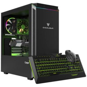 Casper Excalibur E60B.107F-DQ70X-0KD i7 10700F 32GB 1TB NVME SSD 8GB RTX3070 Freedos Sıvı S.